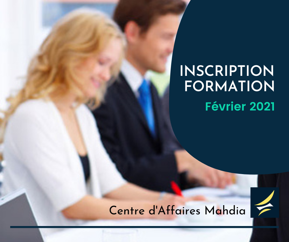 inscription formation fev 2021 cam
